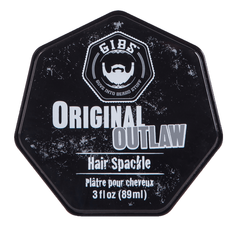 Original Outlaw Hair Spackle by GIBS