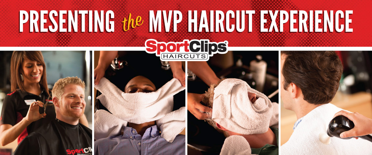 The Sport Clips Haircuts of Lubbock MVP Haircut Experience